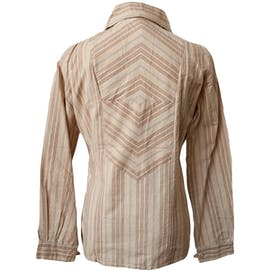 Indian Striped Blouses by Yuva
