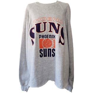 Light Gray Phoenix Suns Shirt by Jostens