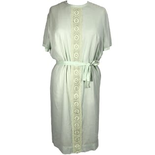 60's Shift Dress with Waist Tie by Westover