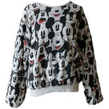 Mickey Mouse Reversible Sweatshirt by Disney