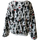 another view of Mickey Mouse Reversible Sweatshirt by Disney