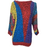Multicolor Knitted Sweater by Gitano