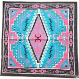 80's Southwestern Bandana by Made In America By Wamcraft