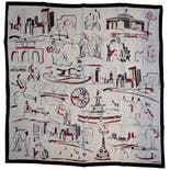A Walk Through Central Park Scarf by Central Park Conservancy