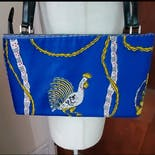 another view of 80's Kitschy Rooster Shoulder Bag