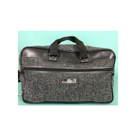 80's Peppered Carry On Luggage by Jordache