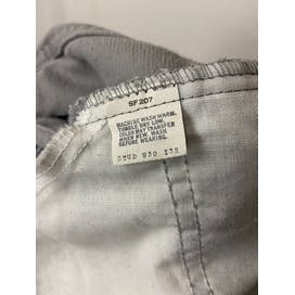 80's Grey Corduroy Student Fit White Tab Levi's by Levi's