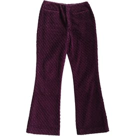 70's Purple Corduroy Flared Pants by Levi's