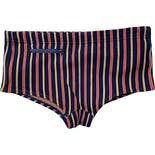 60's/70's Men's Striped Swim Briefs by St. Michaels