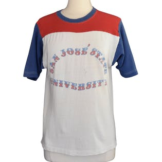 70's San Jose State Tee by Champion