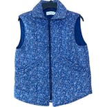 80's Quilted Floral Vest by Marti Merritt