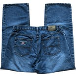 another view of Vintage High Rise Jeans by Us Polo Assn.