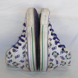 Joker Converse High Tops by converse