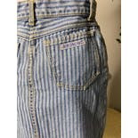 another view of Vintage Denim Skirt by Jordache