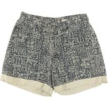 90's Abstract Design Jean Shorts by Riders
