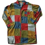 60's/70's Men's Patchwork Sleep Shirt by Sleeperinos