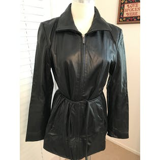 Perfect Black Leather Jacket