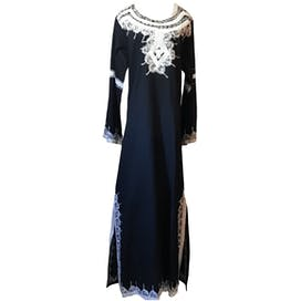 60's Ethnic Embroidered Festival Dress