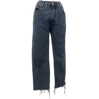 Reworked 505 Washed Straight Fit Jeans