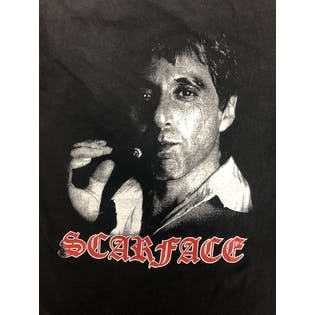 Scarface Graphic T-Shirt by 707