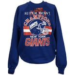 80's Deadstock New York Giants Crewneck Super Bowl Sweatshirt by Trench
