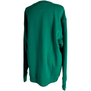 Green Crewneck Sweatshirt by Guess X J Balvin