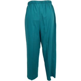 80's Teal Pants by K.b.s.
