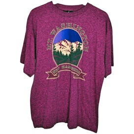 90's Mt. Washington Graphic Shirt by Prairie Mountain