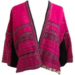 Hmong Tribe Chinese Embroidered Jacket