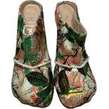 Animal Canvas Mules by Vivienne Westwood