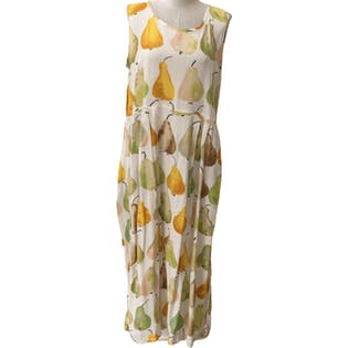 Maxi Tank Top Pear Dress by Jams World